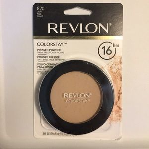 Revlon Colorstay Pressed Powder 820 Light/Pale